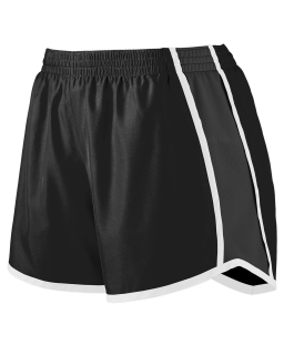 Ladies Pulse Team Short-Augusta Sportswear