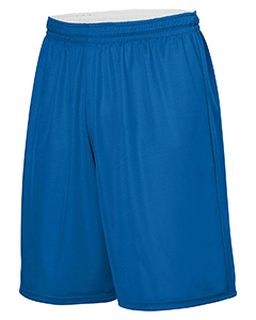 Unisex Reversible Wicking Short-Augusta Sportswear