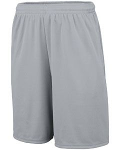Adult Training Short With Pockets-Augusta Sportswear