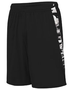 Adult Mod Camo Training Short-Augusta Sportswear