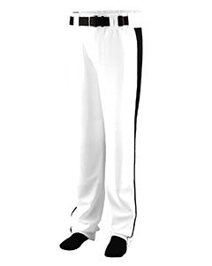 Adult Polyester Relaxed Fit Baseball Pant-Augusta Sportswear