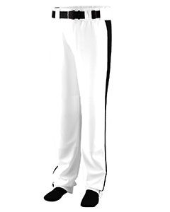 Youth Polyester Relaxed Fit Baseball Pant