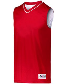 Adult Reversible Two-Color Sleeveless Jersey-