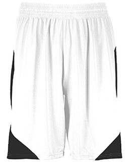 Adult Step-Back Basketball Shorts-Augusta Sportswear
