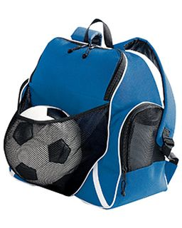 Tri-Color Ball Backpack-