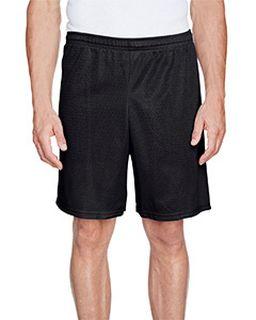 Adult Longer Length Tricot Mesh Short-Augusta Sportswear
