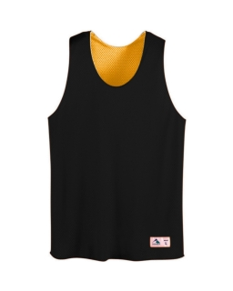 Youth Tricot Mesh Reversible Tank-