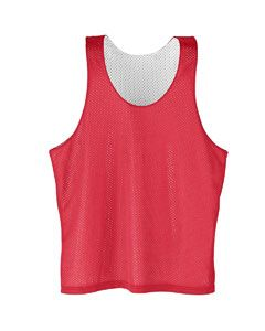 Youth Tricot Reverse Mesh Tank