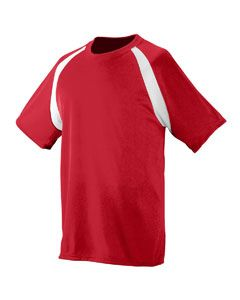 Polyester Wicking Colorblock Jersey