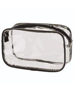 Clear Clutch-Augusta Sportswear