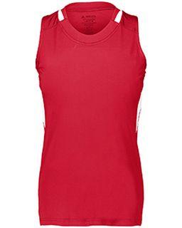 Girls Crossover Sleeveless T-Shirt-