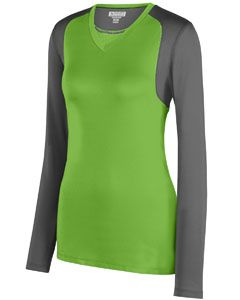 Ladies Astonish Long-Sleeve Jersey