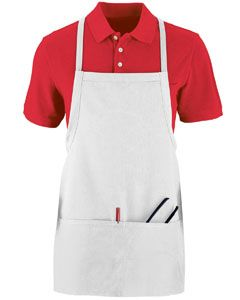 Adult Tavern Apron With Pouch-