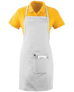 Adult Oversized Waiter Apron With Pockets-Augusta Sportswear