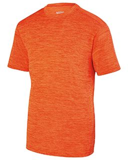 Youth Shadow Tonal Heather Short-Sleeve Training T-Shirt-