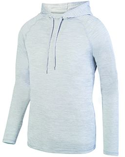 Adult Shadow Tonal heather Hoodie-Augusta Sportswear