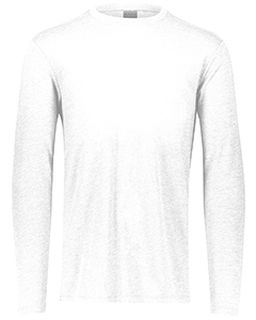 Adult 3.8 Oz., Tri-Blend Long Sleeve T-Shirt-Augusta Sportswear
