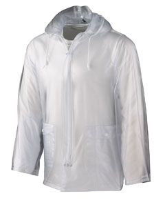 Youth Clear Rain Jacket-