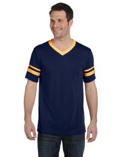 Adult Sleeve Stripe Jersey-Augusta Sportswear