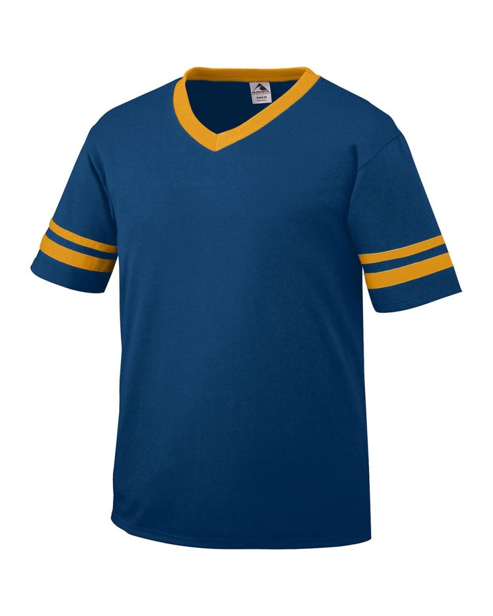 Augusta Sportswear 361 Youths Sleeve Stripe Jersey