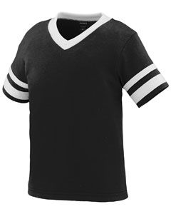 Toddler Sleeve Stripe Jersey-