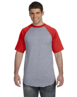 Adult Short-Sleeve Baseball Jersey-