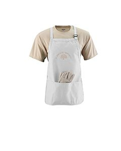 Medium Length Apron-Augusta Sportswear