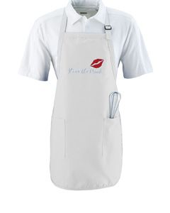 Full Length Apron With Pockets-