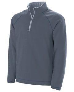 Circuit Half-Zip Pullover-Augusta Sportswear