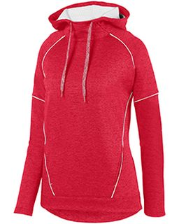 Ladies Zoe Tonal Heather Hoodie-