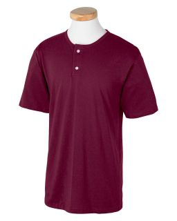 Adult Two-Button Baseball Jersey-