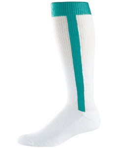 Adult Baseball Stirrup Socks (10-13)-Augusta Sportswear