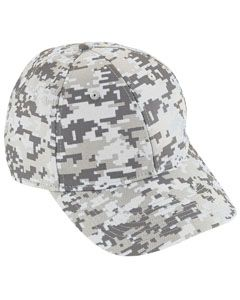 Adult Digi Camo Cotton Twill Cap-