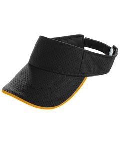 Youth Athletic Mesh Two-Color Visor-
