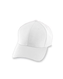 Youth Athletic Mesh Cap-Augusta Sportswear