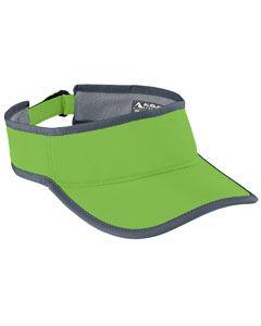 Adult Trail Blaze Visor-Augusta Sportswear