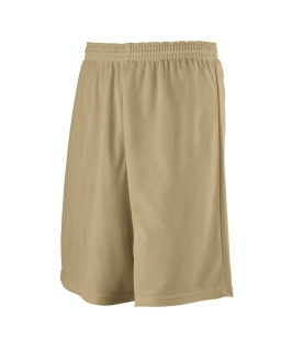 Longer Length Mini Mesh League Short-