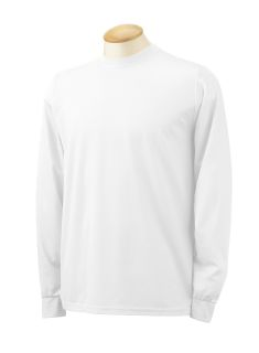 Adult Wicking Long-Sleeve T-Shirt-Augusta Sportswear