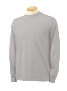 Adult Wicking Long-Sleeve T-Shirt-