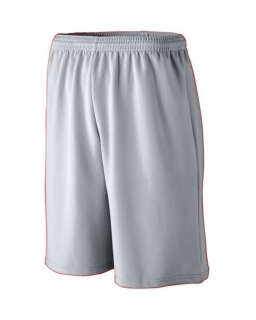 Adult Wicking Mesh Athletic Short-