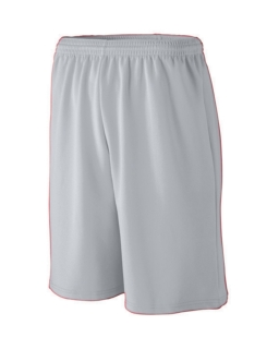Youth Wicking Mesh Athletic Short-