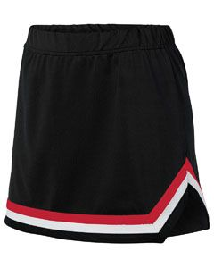 Girls Pike Skirt-Augusta Sportswear