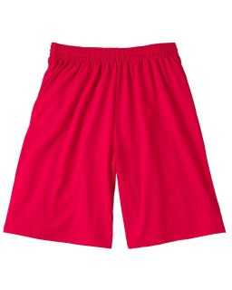Adult Longer-Length Jersey Short-