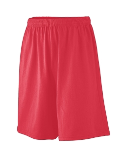 Youth Longer-Length Jersey Short-