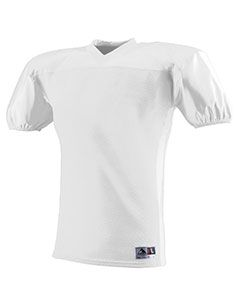 Adult Polyester Diamond Mesh V-Neck Jersey With Dazzle Inserts