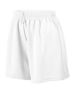 Girls Wicking Mesh Short-Augusta Sportswear