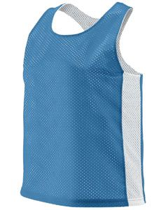 Ladies Rev Tricot Mesh Lax Tank-