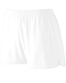 Ladies Trim Fit Jersery Short-