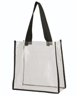 Clear Tote-