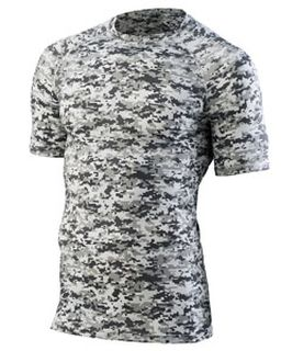 Adult Hyperform Compression Short-Sleeve Shirt-